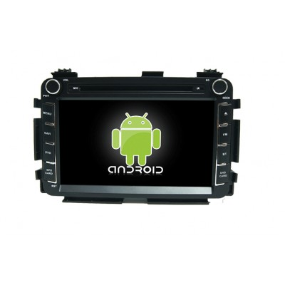 Central Multimidia Android - Honda HRV 2015 2016
