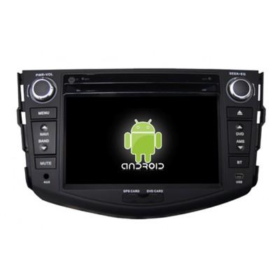 Central Multimidia Android Rav4 2008 2009 2010 2011 2012