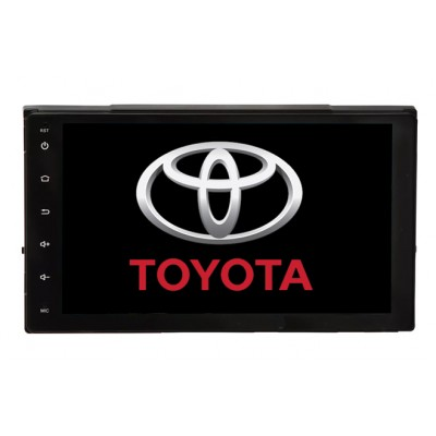 Central Multimídia Android Toyota Corolla 2018 10 Pol.